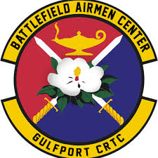 Battlefield Airmen Center Gulfport CRTC logo