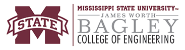 Mississippi State University James Worth Bagley College of Engineering logo